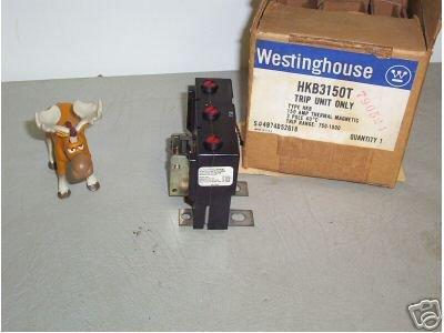 Westinghouse AB De-ion Trip Unit HKB3150T _____ M74.1