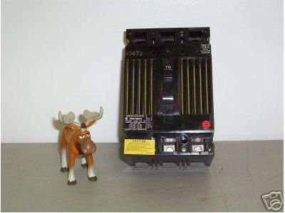 General Electric 70 Amp Circuit Breaker TED136070 __X39
