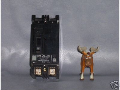 Westinghouse Circuit Breaker 20 AMP Style # 4990D03G19