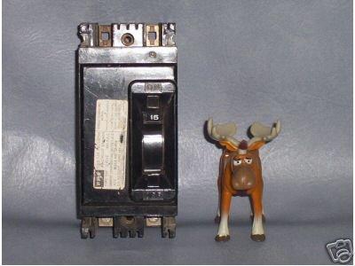 FPE Circuit Breaker 15 AMP Issue No. LF-656