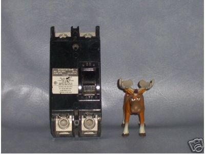 Square D Circuit Breaker 125 AMP Q2L2125 ____X26