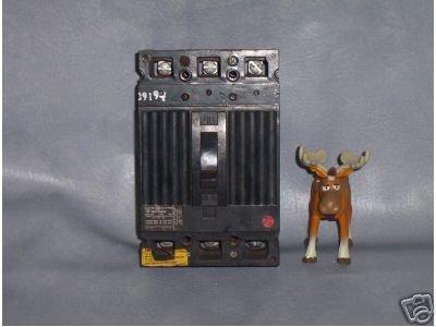 GE Circuit Breaker 25 AMP TED134025