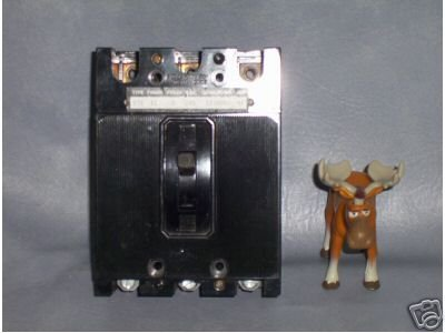 I-T-E Circuit Breaker 50 Amp Cat. No. EE3B050
