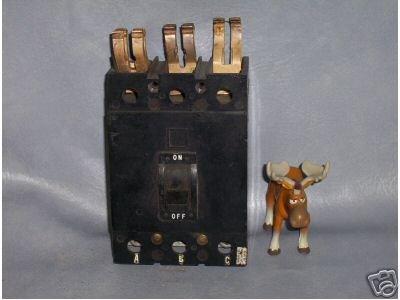 Square D Circuit Breaker 200 Amp Q232200 ____X23
