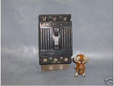 GE Circuit Breaker 50 Amp Issue No. EZ-55
