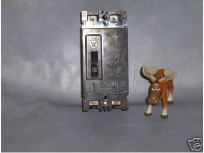 Westinghosue Circuit Breaker 50 Amp EB2050
