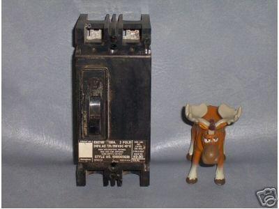 Westinghouse Circuit Breaker 100 Amp 4990D03G28