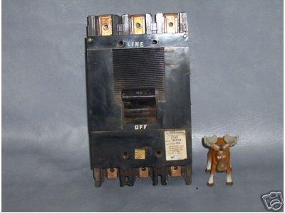 Square D Circuit Breaker 150 Amp Cat. No. 9973218