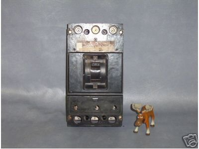 Westinghouse Circuit Breaker 300 Amp DA3300 ___XX23