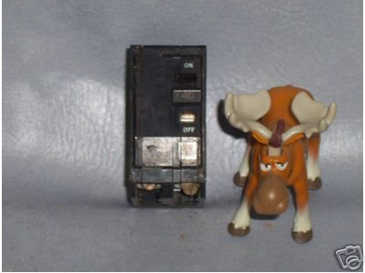 Square D Circuit Breaker 40 Amp Issue No. A-969 Type QO