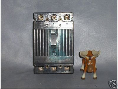 GE Circuit Breaker 20 AMP Cat. No. TEF134020