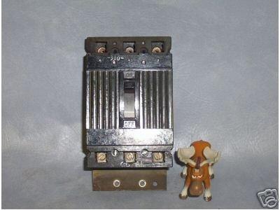 GE Circuit Breaker 50 AMP TEF134050