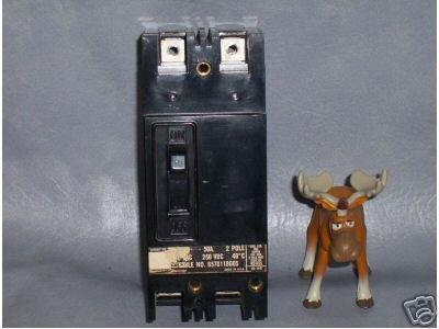 Westinghouse Circuit Breaker 50 AMP 657D118G05