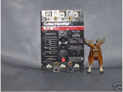 Cutler Hammer Circuit Breaker 30 AMP Cat. No. FS340030A