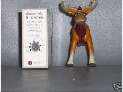 Electromatic SC 245 120 Recycler Symmetrical 0.15-3 sec