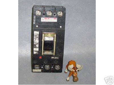 Siemens/ITE Molded Case Circuit Breaker FJ63B150 __XX12