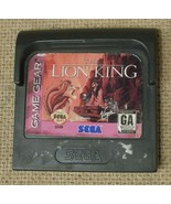 The Lion King for Sega Game Gear - $5.62