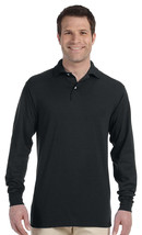 Jerzees Men's Performance Polo Shirt - 437ML - Black - $10.89+
