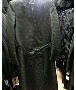 Bekishe Jewish coat,kapote RABBI  Size 18 M with Belt New FAST SHIP!NWT - $51.47