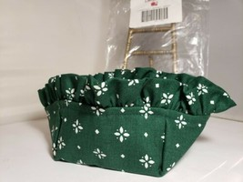 Longaberger Liner Classic Traditional Green For Host Appreciation Basket 261154 - $5.89