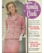 Family Circle Feb. 1965 Magazine - $16.95