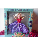 Dolls Of All Lands Holland Girl Vintage Mint NIB Collectable Doll by A&H... - $43.00