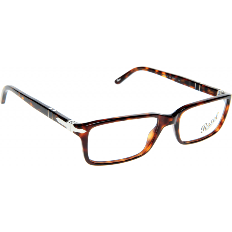 020834bdfca46 New Authentic Persol PO2965V c. 24 Havana Eyeglasses 53mm - Eyeglass Frames