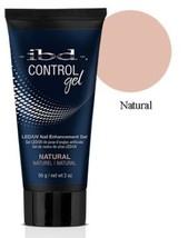 IBD LED/UV Control Gel - Natural,   2 oz