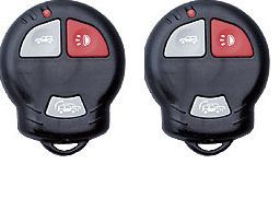Primary image for Great Deal!! 2 Brand New ELGTX7 Design TECH/ Auto Command Keyless Remotes!