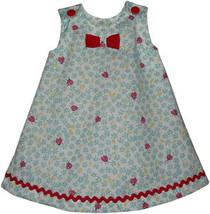 Infant Girls Ladybug Dress - $28.00
