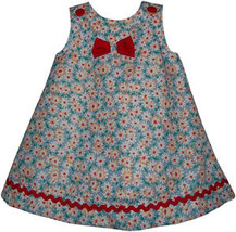 Infant Girls Sunflower Dress - $28.00