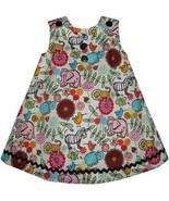 Infant Girls Jungle Dress - $28.00