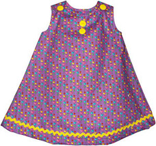 Infant Girls Hearts Dress - $28.00