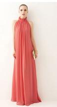 363f065 Sexy Chiffon long swing dress, Free size, fit to size S-XL,watermelon re - $54.00