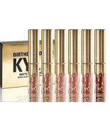 Kylie Jenner Lip Kit Matte Liquid Lipstick 6 pcs Set Lipgloss Birthday E... - $13.44