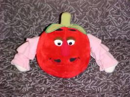 """10"""" Disney Mr. Tomato Plush Toy From Epcot Kitc... - $140.24"""