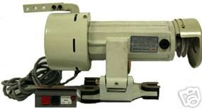 New Consew DC Servo Sewing Machine Motor 110 VoltsSing
