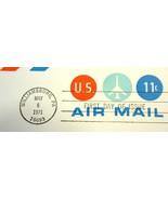 UC43, UC15, 11c U.S. Postage Envelopes qty 3 - ₨362.67 INR