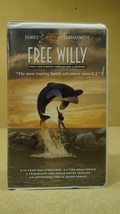 WB Free Willy VHS Movie  * Plastic * - $5.18