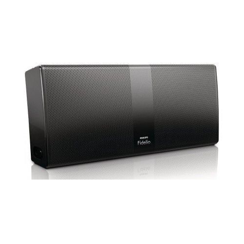 Philips P8BLK/37 Fidelio Wireless Bluetooth Portable Speaker (Black) new loud - $237.59