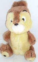 CHIP from Chip N Dale CHIPMUNK Stuffed Animal Toy Made in Korea Vintage ... - $6.85