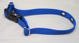 Replacement Nylon Dog Fence Collar/PetSafe Compatible Dog Strap/10 Colors - $13.99