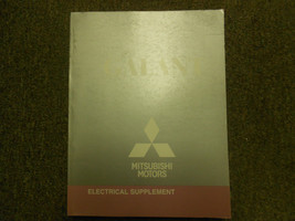 2010 MITSUBISHI Galant Electrical Supplement Service Repair Shop Manual ... - $19.76