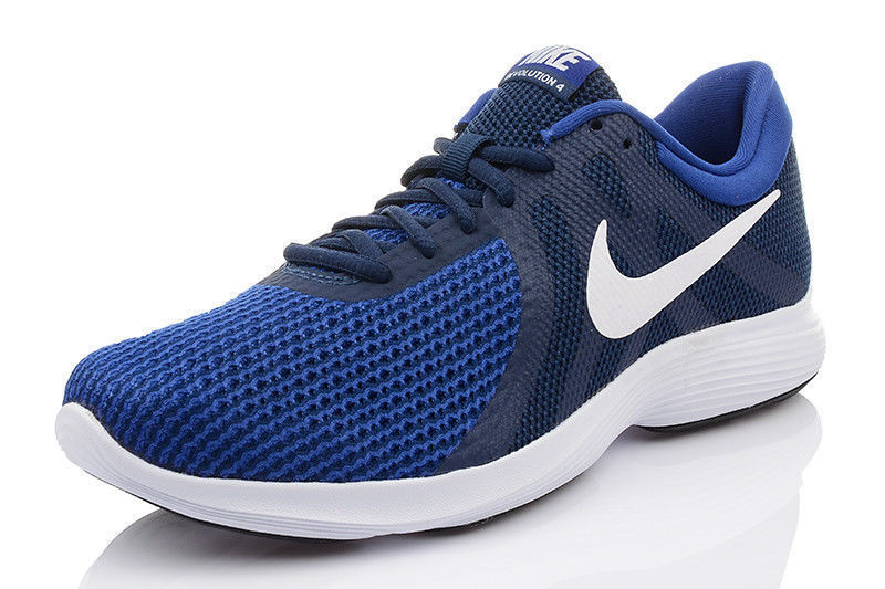 quality design dac04 3e4c3 Nike Neuf Revolution 4 Eu pour Homme Baskets Taille 9.5 Chaussures Course