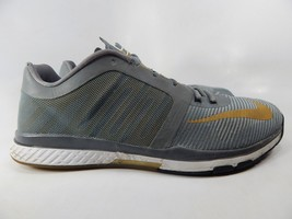 Nike Zoom Speed TR3 Size 13 M (D) EU 47.5 Men's Training Shoes Grey 804401-070