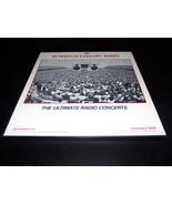 Joe Walsh Westwood One Superstar Concert 3lp 1984 Live Radio Show - $39.99