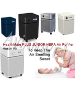 Austin Healthmate Junior PLUS Air Purifier –Rel... - $418.99