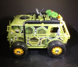 Teenage Mutant Ninja Turtles 2014 Team Figures TMNT Movie Assault Van Pl... - $30.68
