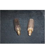 Lincoln Grease Check Valve 004309 82050 A-16 QTY 2 _G1 - $50.00