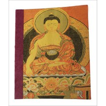 Shakyamuni Buddha Natural Lokta Journal Book NEPAL - $15.00